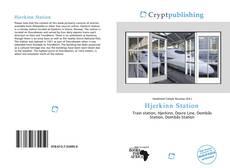 Bookcover of Hjerkinn Station