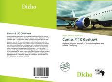 Portada del libro de Curtiss F11C Goshawk