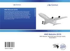 Bookcover of HMS Malcolm (D19)