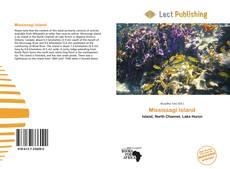 Bookcover of Mississagi Island