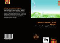 Capa do livro de Defense Contract Audit Agency