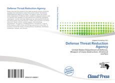 Defense Threat Reduction Agency的封面