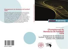 Championnat du Honduras de Football 1978的封面