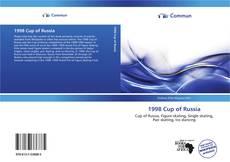 1998 Cup of Russia kitap kapağı