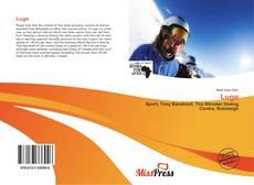 Capa do livro de Luge
