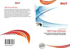 Bookcover of 1997 Cup of Russia