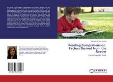 Bookcover of Reading Comprehension: Factors Derived from the Reader