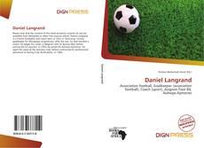 Buchcover von Daniel Langrand