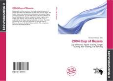 2004 Cup of Russia kitap kapağı