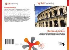Rambaud de Nice kitap kapağı