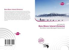 Couverture de Bois Blanc Island (Ontario)