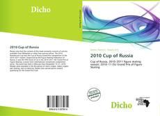 2010 Cup of Russia kitap kapağı