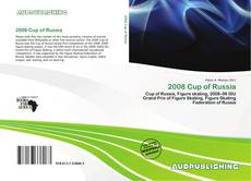 Bookcover of 2008 Cup of Russia