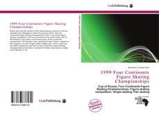 1999 Four Continents Figure Skating Championships kitap kapağı