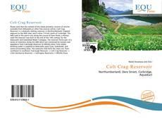 Bookcover of Colt Crag Reservoir