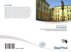 Buchcover von Grudziądz