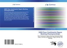 2002 Four Continents Figure Skating Championships kitap kapağı