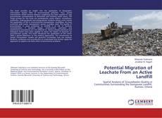 Borítókép a  Potential Migration of Leachate From an Active Landfill - hoz