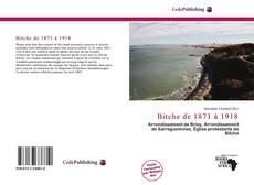 Copertina di Bitche de 1871 à 1918