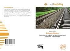 Buchcover von Bolueta Station