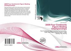 2009 Four Continents Figure Skating Championships kitap kapağı