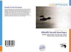 Bookcover of HNoMS Harald Haarfagre