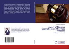 Impact of Nigeria's Legislations and Business Practices的封面
