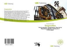 Siegesallee kitap kapağı