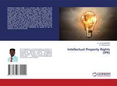 Capa do livro de Intellectual Property Rights (IPR)