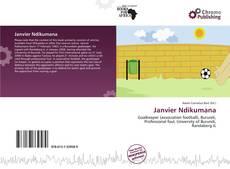 Buchcover von Janvier Ndikumana