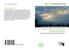Bookcover of Eccup reservoir