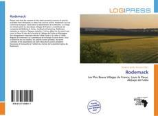 Обложка Rodemack