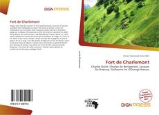 Bookcover of Fort de Charlemont