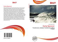 Bookcover of Carly Spencer