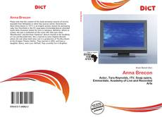 Anna Brecon kitap kapağı