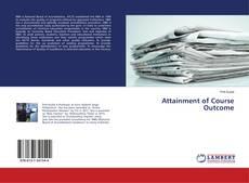 Bookcover of Attainment of Course Outcome