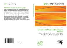Обложка Merchant Marine Mariner's Medal