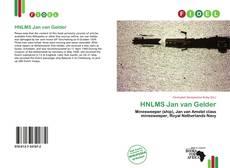 Borítókép a  HNLMS Jan van Gelder - hoz