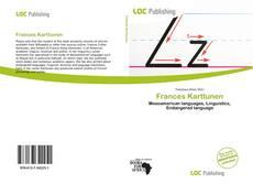 Bookcover of Frances Karttunen