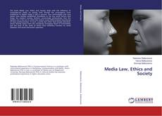 Buchcover von Media Law, Ethics and Society