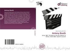 Antony Booth的封面