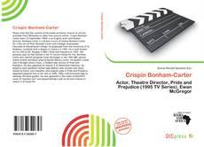 Bookcover of Crispin Bonham-Carter