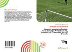 Bookcover of Musaba Selemani
