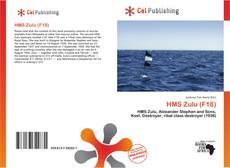 Bookcover of HMS Zulu (F18)
