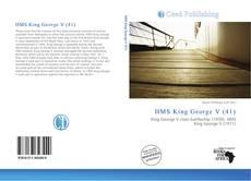 Buchcover von HMS King George V (41)