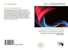 Обложка Wilhelm Friedemann Bach