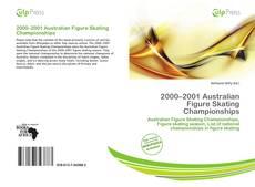 Обложка 2000–2001 Australian Figure Skating Championships