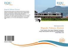 Portada del libro de Higashi-Nakano Station