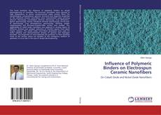 Bookcover of Influence of Polymeric Binders on Electrospun Ceramic Nanofibers