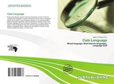 Capa do livro de Caló Language